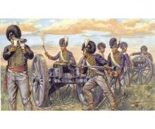 1:72 Napoleonic Wars - Brit. Artillery