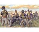carson 1:72 Napoleonic Wars - Brit. Artillery