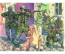 carson 1:72 2nd WW German Paratroopers