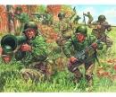 carson 1:72 2nd WW American Infantry
