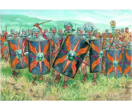 Roman legion stories