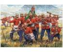 1:72 Zulu Wars - Britische Infanterie