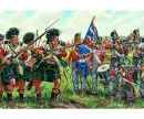 carson 1:72 Napol.Wars - British+Scots Infantry