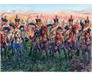 carson 1:72 Fig.-Set Light Cavalry Napol. Wars