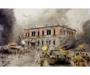 carson 1:72 Diorama-Set Battle of Berlin 1945