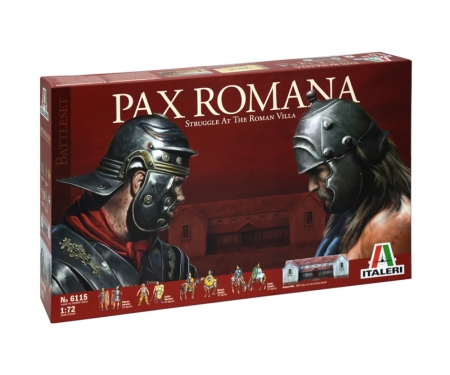 1:72 PAX Romana Battle Set