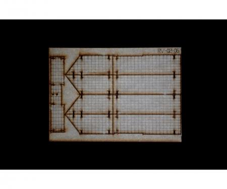 carson 1:72 PAX Romana Battle Set