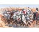 carson 1:72 Templar Knights - Medieval Era