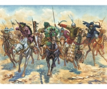 1:72 Medieval Era - Arab Warriors