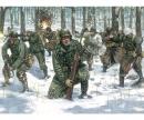 carson 1:72 WWII U.S.Infanterie Winteruniform