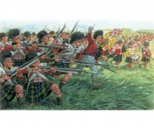 1:72 Fig.-Set Scottosh Infantry