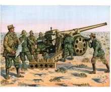 1:72 Italian Cannone 149/40 w/crew