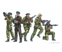1:72 IT Russian Para Spetsnaz