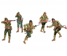 carson 1:72 WWII Japanese Infantry