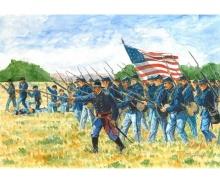 carson 1:72 Union Infantry (Amer. Civil War)