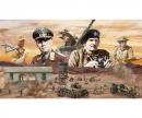 carson 1:72 WWII: El Alamein Battle Railway St.