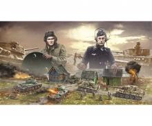 carson 1:72 Battle-Set 1944 Battle at Malinava