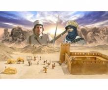 1:72 Beau Geste: Algerian Tuareg revolt