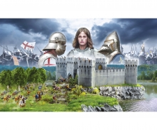 1:72 100 YEARS' WA Castle under siege