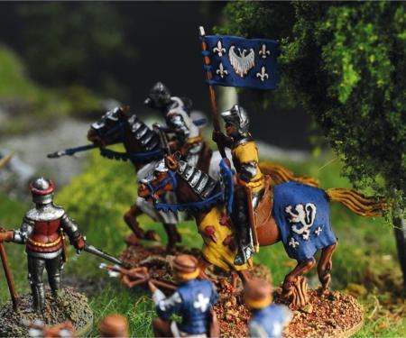 1:72 Battle-Set 100 Years War 1337/1453