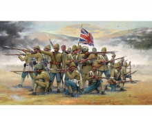 carson 1:72 British Infantry and Sepoys