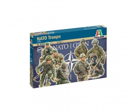1:72 Fig. NATO Troops