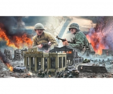 carson 1:72 Battle Set Stalingrad Siege