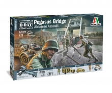 "carson 1:72 Battle-Set-""Pegasus Bridge"""