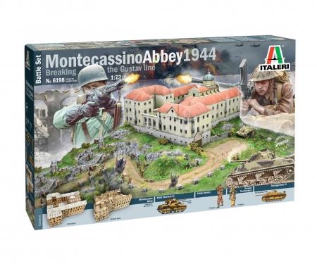 carson 1:72 Montecassino'44 GUSTAV Line Battle