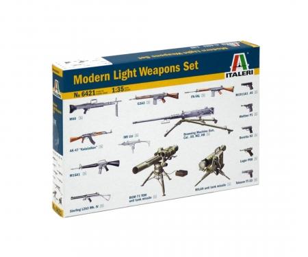 carson 1:35 Modern Light Weapon Set