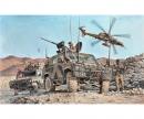 1:35 4x4 Modern Military Verhicle
