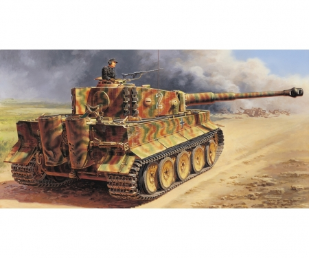 carson 1:35 IT WW2 PzKpfw.VI Tiger I Ausf.E mP.