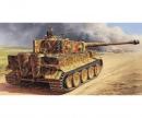 carson 1:35 IT WW2 PzKpfw.VI Tiger I Ausf.E mP.