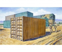 carson 1:35 20' Military Container