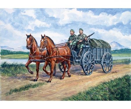 1:35 Hf.2 Schwerer Heeresfeldwagen