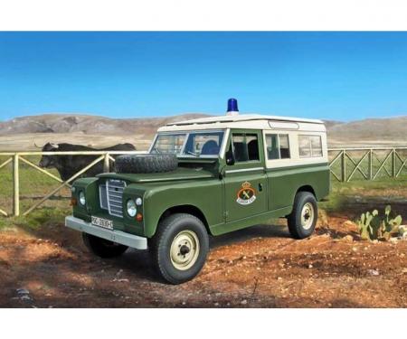 """carson 1:35 Land Rover 109 """"Guardia Civil"""""""
