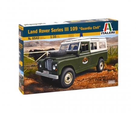 "1:35 Land Rover 109 ""Guardia Civil"""