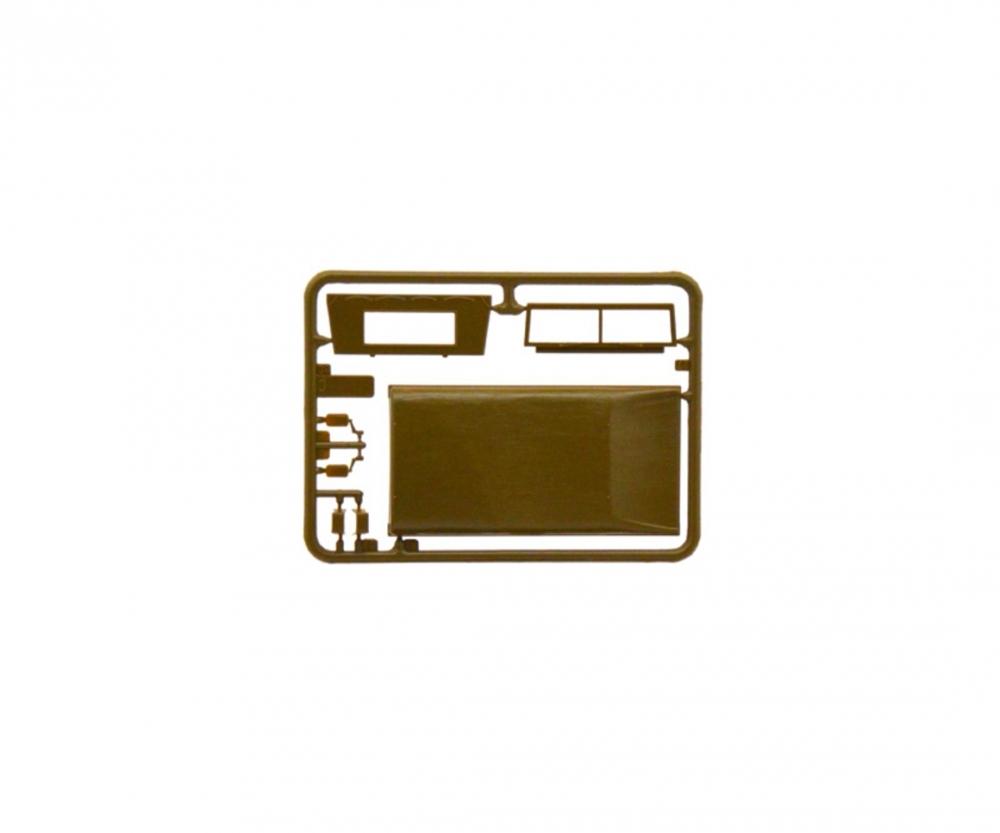"""Italeri 510006542 1:35 Land Rover 109/"""" Guardia Civil"""