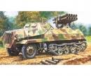 carson 1:35 Panzerwerfer 42 Maultier Halbk.
