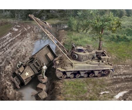 1:35 M32 Recovery Vehicle