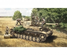 1:35 Pz.Kpfw.IV Ausf.F1/F2/G Early /crew