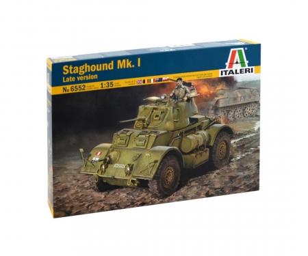 1:35 US Staghound Mk.I