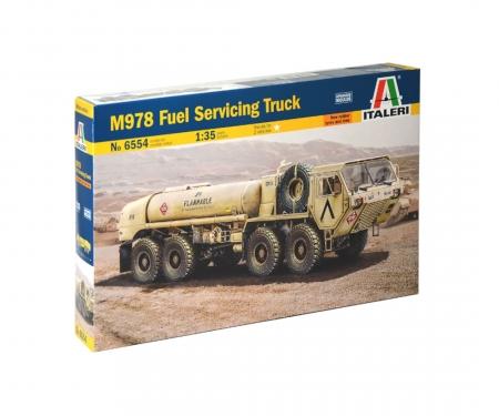 carson 1:35 Mod. US M978 Fuel Service Truck