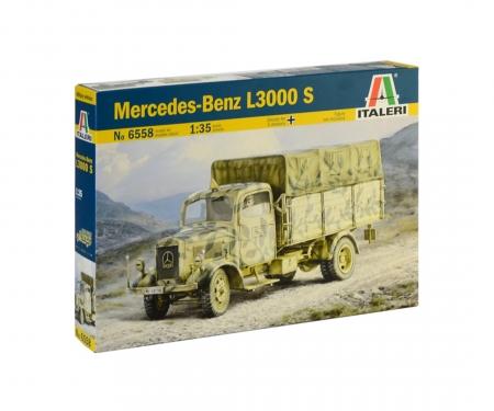 1:35 Mercedes Benz L3000