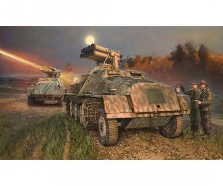 carson 1:35 15cm Panzerwerfer 42 auf SWS