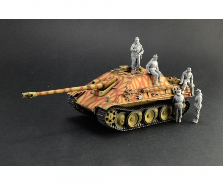 carson 1:35 Sd.Kfz.173 Jagdpanther+winter crew