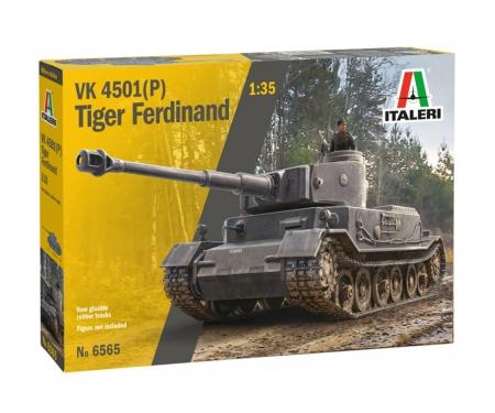 1:35 VK 4501 (P) Tiger Ferdinand