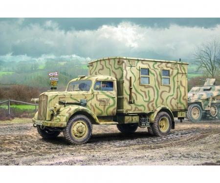 carson 1:35 Sd.Kfz. 305/22 Funkwagen