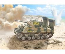 carson 1:35 M4A2 U.S. Panzer Marine Corps