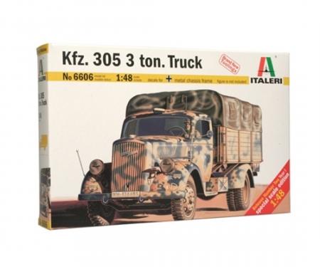 1:48 Kfz. 305 3 tons medium truck